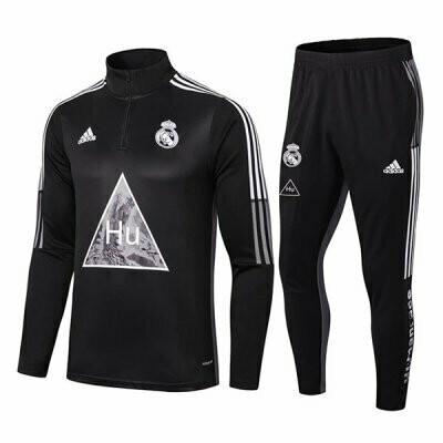 20-21 Real Madrid Human Race Training Suit