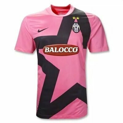 2011-2012 Juventus Away Retro Jersey Shirt