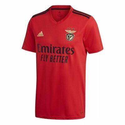 Benfica Home Soccer Jersey Shirt 20-21