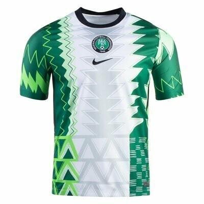 2020 Nigeria Home Soccer Jersey Shirt