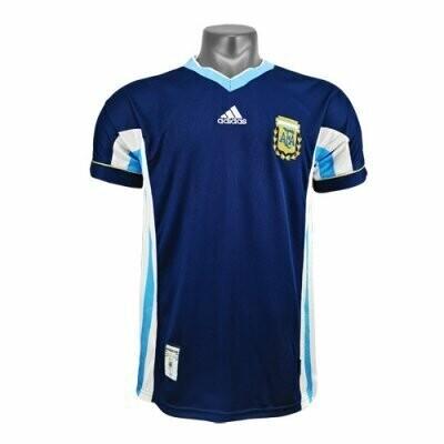1998 Argentina Away Retro Jersey