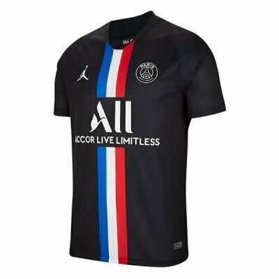 PSG Jordan Fourth Jersey Shirt 19/20