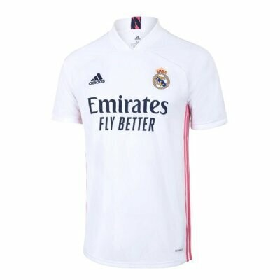 Real Madrid Home Soccer Jersey 20-21