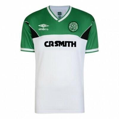 1985-86 Celtic Away Retro Jersey Shirt