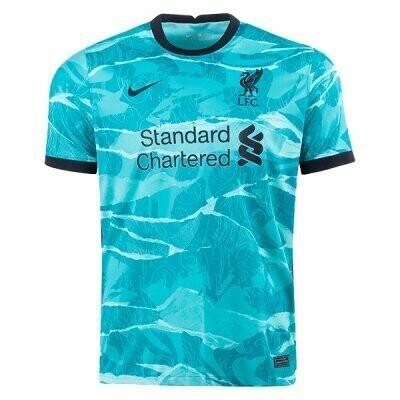Liverpool Away Soccer Jersey Shirt 20-21