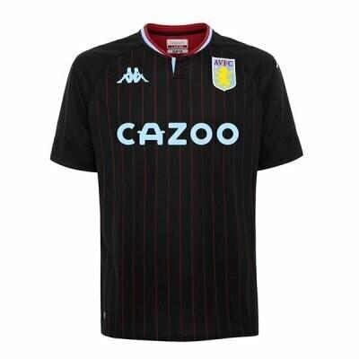 Aston Villa Away Soccer Jersey Shirt 20/21