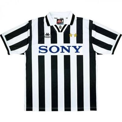 Juventus Home Retro Jersey 1995-97 (Replica)