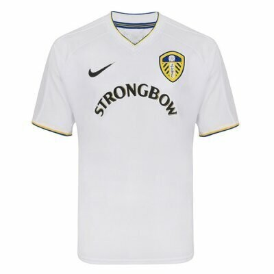 Leeds United Home Retro Jersey 2000-2001