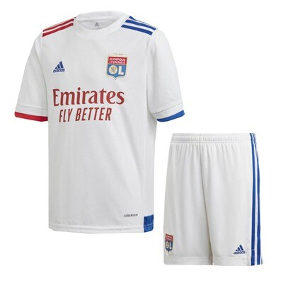 Olympique Lyon Home Jersey Kids Kit 20/21