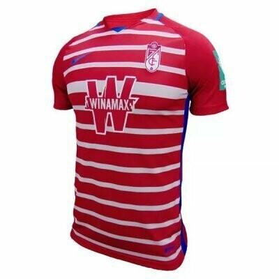 Granada CF Home Red Soccer Jersey 20-21