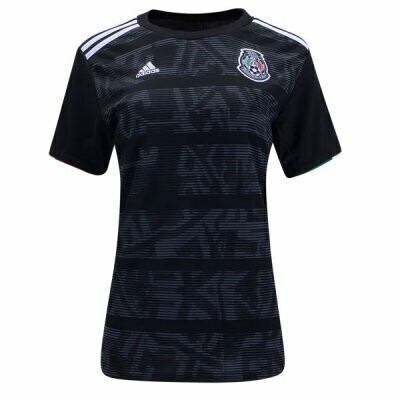 Adidas Mexico Official Women's Home Jersey Shirt 2019