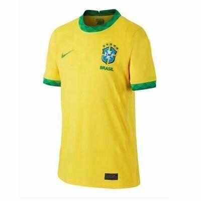 Brazil Home Soccer Jersey Shirt 2020
