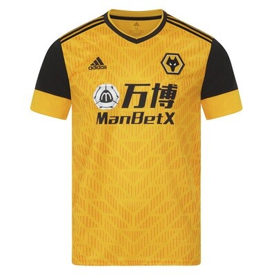 Wolverhampton Wolves Wanderers Home Jersey Shirt 20/21