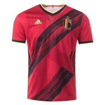 Belgium Official Home Jersey Shirt 2020