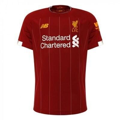 New Balance  Liverpool Official Home Jersey Shirt 19/20