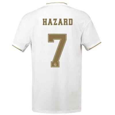 Real Madrid Hazard Jersey 19/20