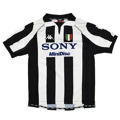 Juventus Home Retro Jersey 1997-98 (Replica)