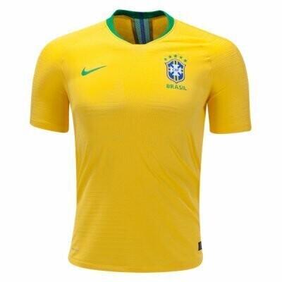 Brazil Official Home Jersey Shirt 18/19