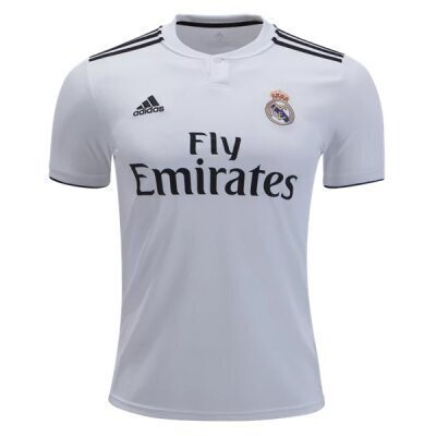 Real Madrid Home Jersey Shirt 18/19