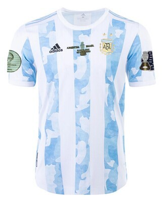 20-21 Argentina Copa America Final Shirt (Player Version)