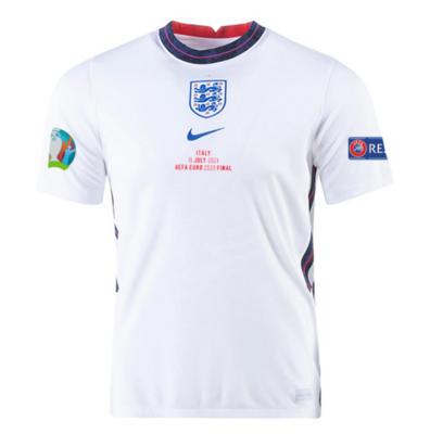 2020 England Home Euro Cup Final Shirt (Fans Version)