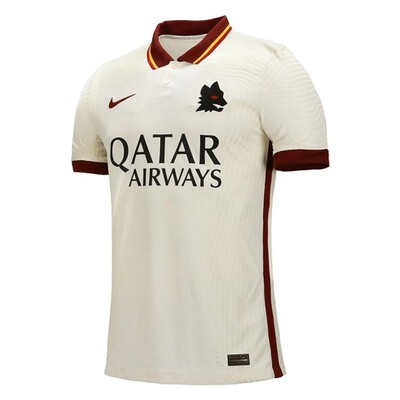 20-21 AS Roma Away Authentic Jersey (Player Version)