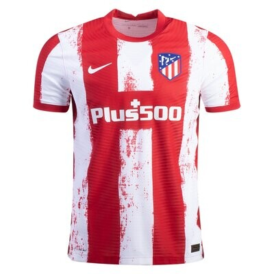 Atletico Madrid Home Jersey 21-22 (Player Version)