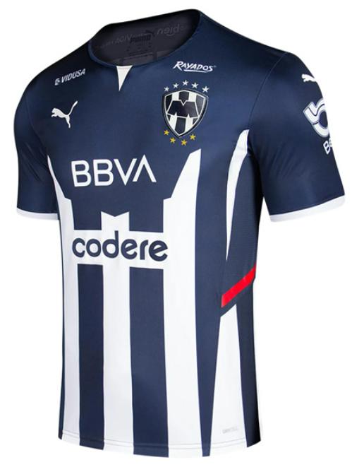 Monterrey Home Soccer Jersey Shirt 21-22
