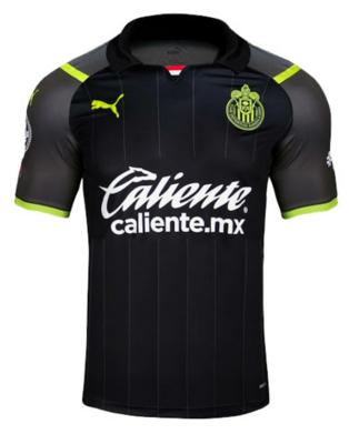 Chivas Away Jersey Shirt 21-22