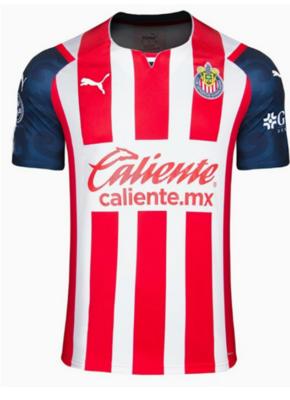Chivas Home Jersey Shirt 21-22