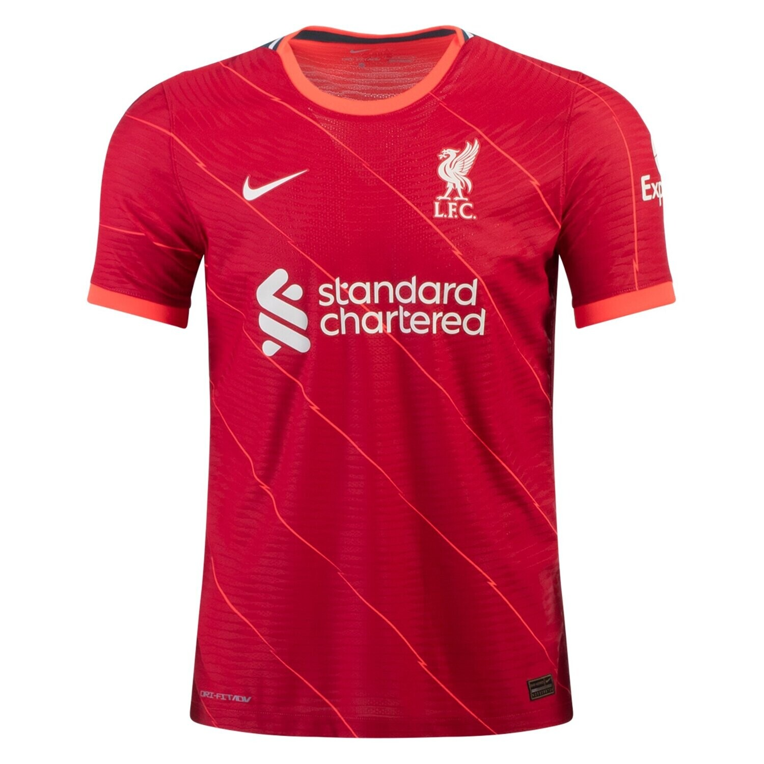 Liverpool Home Soccer Jersey 21-22(Player Version)