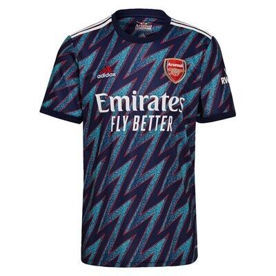 Arsenal Third Soccer Jersey Shirt 21-22