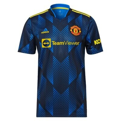 Manchester United Third Soccer Jersey 21-22