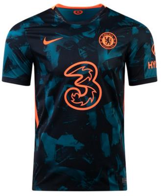 Chelsea Third Soccer Jersey 21-22