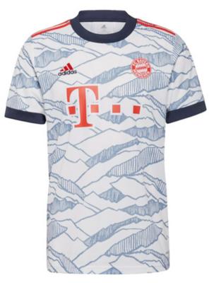 Bayern Munich Third Jersey 21-22