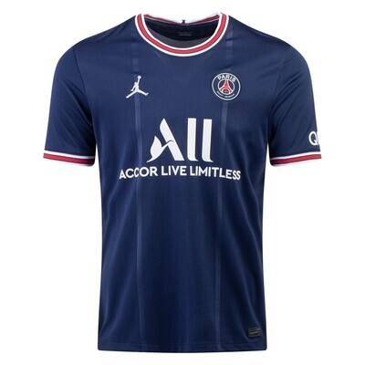 PSG Home Messi #30 Champion League Jersey