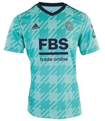 Leicester City Away Jersey 21-22