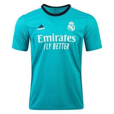 Real Madrid Third Jersey Shirt 21-22