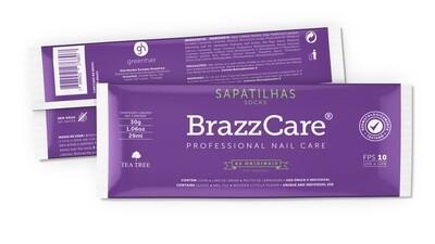 Набор для безводного (бразильского) педикюра Brazzcare