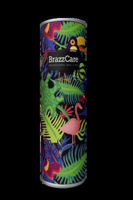 Подарочный набор Бразильского маникюра и педикюра BrazzCare (1+1)