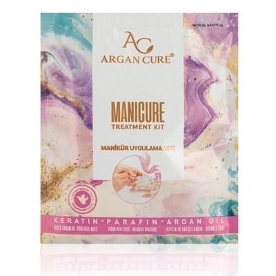 Набор перчаток для Бразильского маникюра Argan Cure