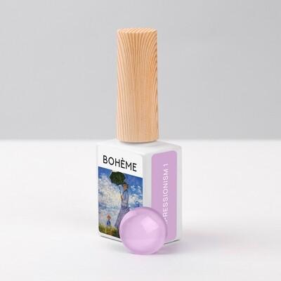 Гель-лак для ногтей BOHEME: Impressionism 1