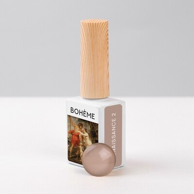 Гель-лак для ногтей BOHEME: Renaissance 2