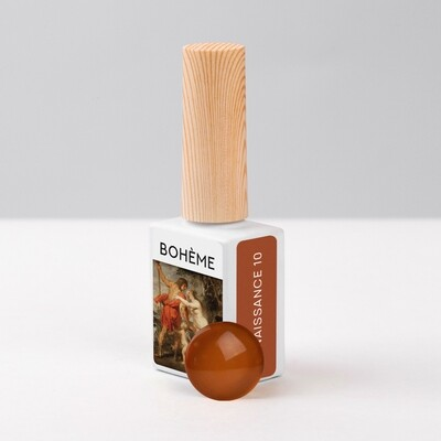 Гель-лак для ногтей BOHEME: Renaissance 10