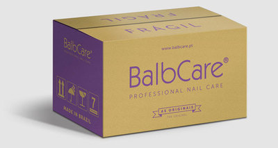 Коробка носков для Бразильского педикюра Babcare 90 уп.