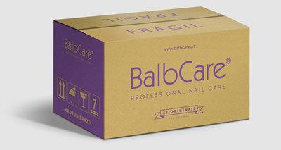 Коробка перчаток (80 уп.) и носков (20 уп.) для Бразильского маникюра и педикюра Balbcare