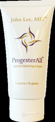 ProgesterAll (Natural Progesterone Cream)