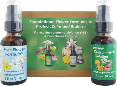 Foundational Flower Formulas Gift Set