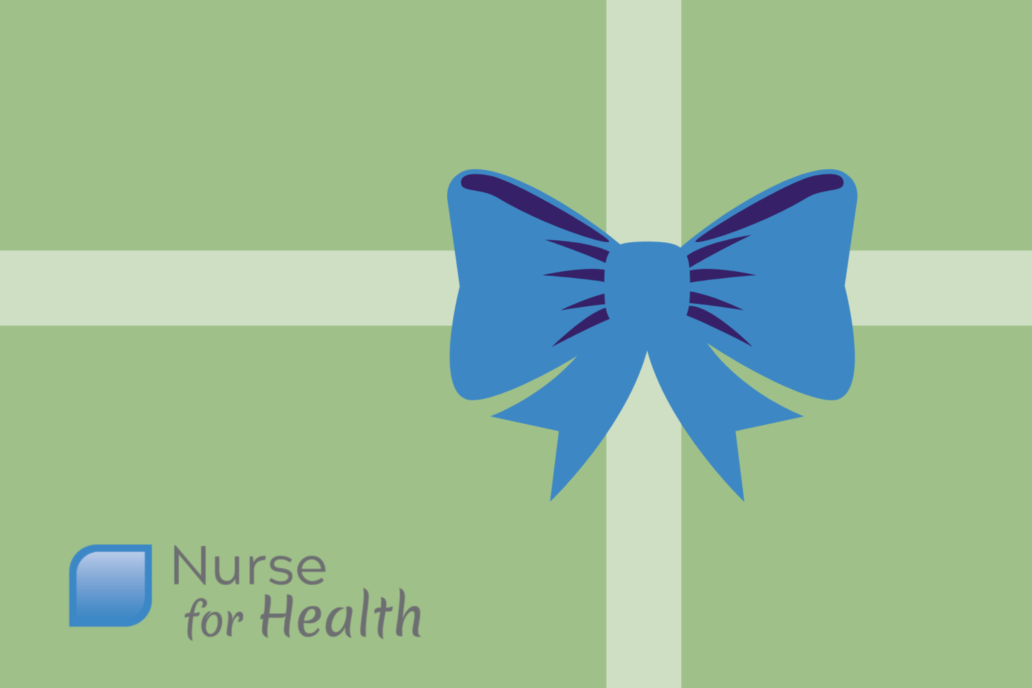 Nurse for Health Gift Card