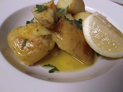 Lemon Oregano Potato's